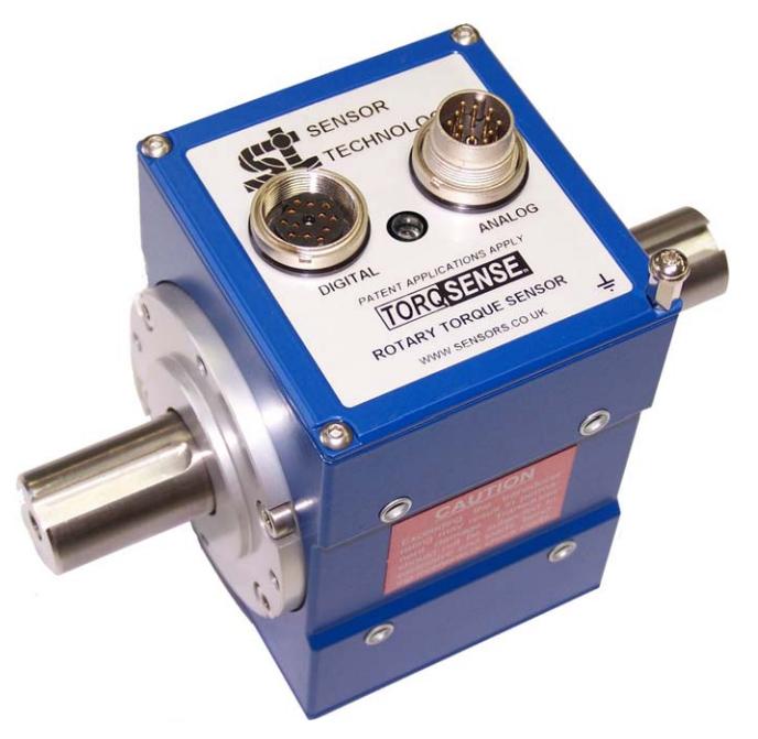 RWT410/420 Series Torque Sensor