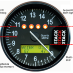 Stack ST700 Integrated Race Dash