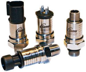 Compact Low-Pressure Pressure Sensors