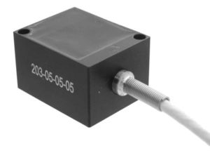 Low noise Triaxial Accelerometer