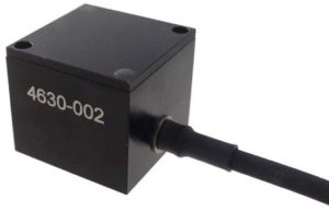 MEMS Triaxial Accelerometer