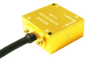 Model 4203 triaxial accelerometer