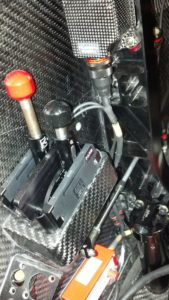 IndyCar ARB Lever with Sensor
