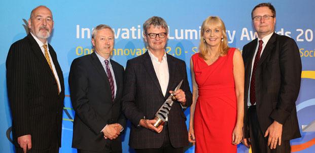 McLaren Wins Award