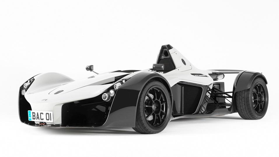 BAC MONO Sports Car