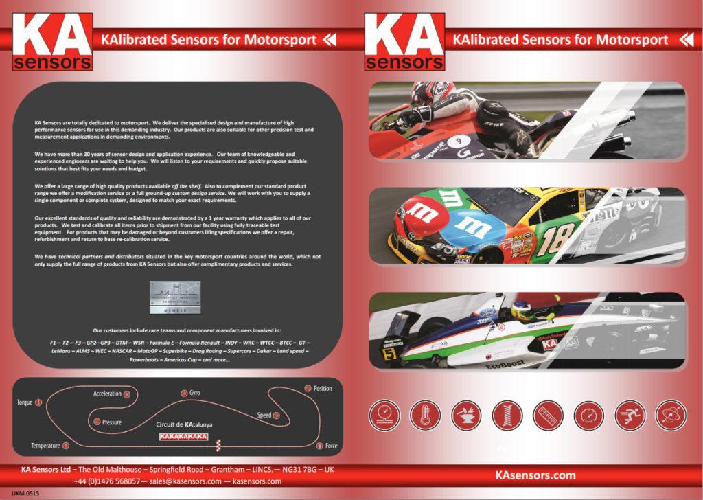 KA Sensors Brochure